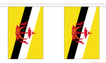 BRUNEI BUNTING - 9 METRES 30 FLAGS